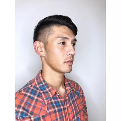 【メンズ限定】カット+スパ+眉カット