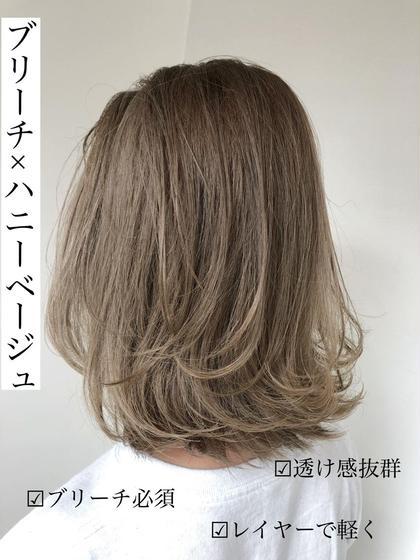 【最新☆ダメージレス】イルミナカラー or N.カラー+カット+5STEPTr¥18000→10660