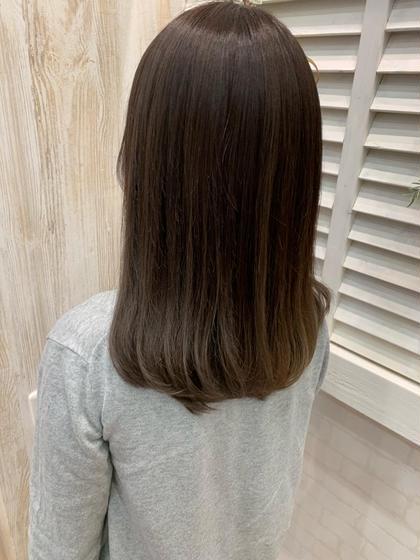 ❤️【髪質改善PLAN☆】ハホニコトリートメント+カットで髪質改善\7200→\5000