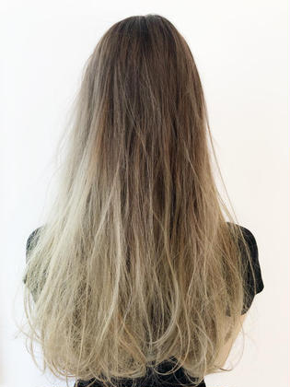 ご新規様限定☆思い通りに髪色に♪ブリーチオンカラー¥12960