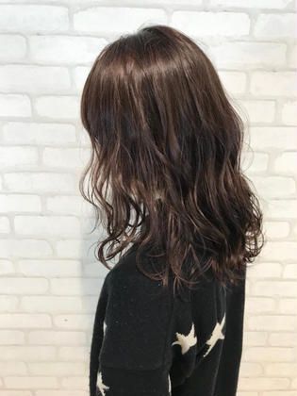 hair &make earth大分店所属・スタイリスト元村大和のスタイル