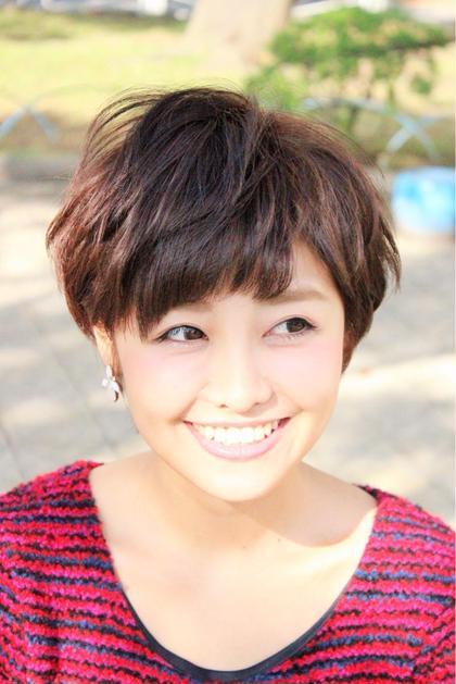 こないだ撮影しました♪ Kamibito for hair 北赤羽店所属・フルカワカズキのスタイル