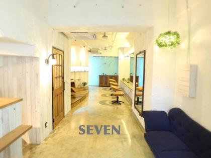 座席3席のゆったりセット面で周りを気にすることなく寛げます✨✨ SEVEN所属・SEVEN☆sevenのスタイル