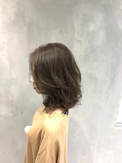 ヘアサロンM所属・伊藤崇のスタイル