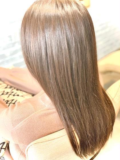 期間限定レディースカラー⭐️edolカラー随時募集中です!!白髪染め以外!肩より下の長さで募集してます!