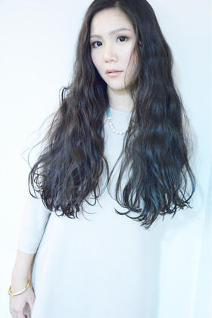 DHK   hair care所属・流河のスタイル