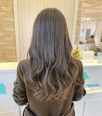 🌟《新規限定》人気No. 1✨カット & 透明感カラー& 9ステップ髪質改善トリートメント(炭酸泉付)🌟