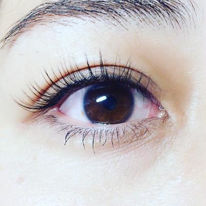 全て高級シルクセーブル使用♡ ナチュラル派!!細いエクステで160本仕上げ♡ Eyelash.a         bellezza所属・Eyelash.abellezzaのフォト