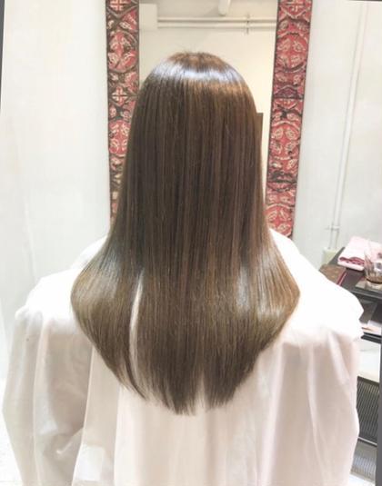 美髪チャージでしなやかな潤いある髪へ。
