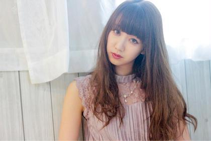 ✴️ロングローライト✴️ Hair Frais Make Aura店所属・北田裕樹のスタイル