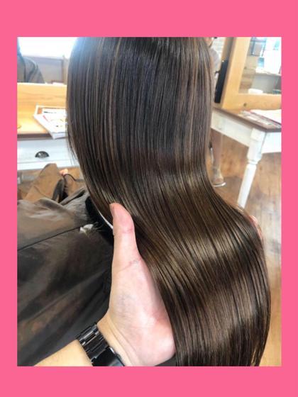 今だけ‼️☆つやつやうるうる髪質改善メニュー✨酸熱トリートメント✨ 【中野特別→最高級薬剤使用】