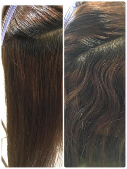 髪質改善縮毛矯正!ダメージを極限まで抑え艶髪に! Hair Design juliet(ヘアデザイン ジュリエ)所属・山尾奈津美のスタイル