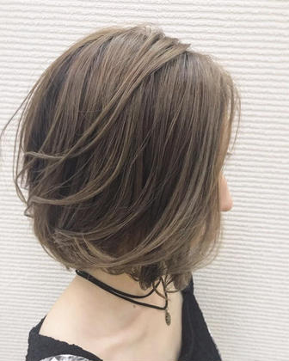produce成瀬店所属の⚜️お悩み解決小脇武大⚜のヘアカタログ