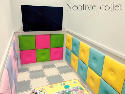 カラー キッズ ショート パーマ メンズ Neolive collet店は二階にキッズスペースを完備しております。  お子様がいらっしゃる方も安心して施術することができます!  また、キッズカットもしてますので是非一度  気になる方はおこし下さい❣️