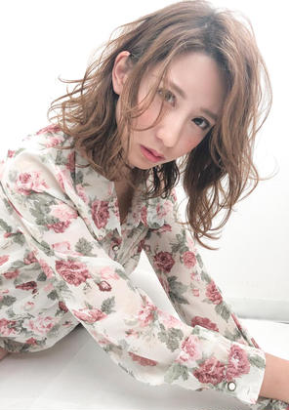 💓💓【ミニモ人気NO.1】カット+カラー+トリートメント