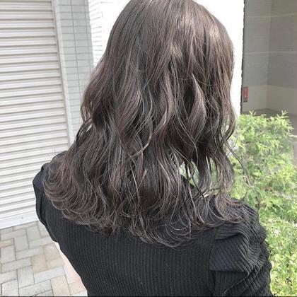 🥇人気No.1🥇似合わせカット+ミストワンカラー+美潤トリートメント