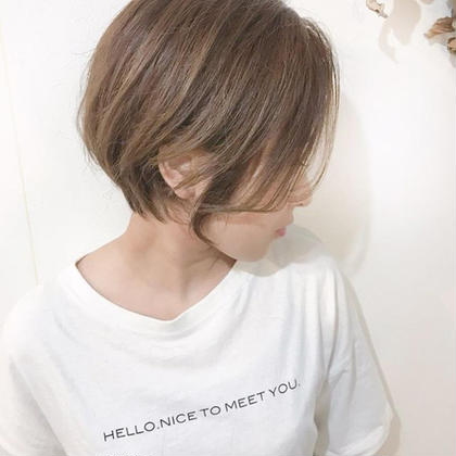 カット+オーガニックカラー+aujua1stepトリートメント15400→4980円