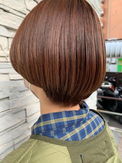 極上🛁リラックスヘッドスパ+N.髪質改善トリートメント🕊