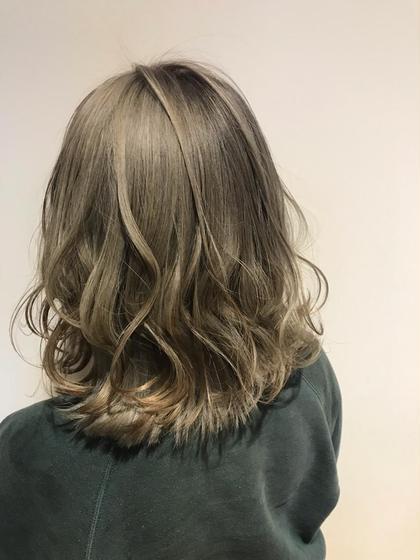 冬限定クーポン❄️通常のブリーチよりもダメージ最大94%カットして髪をいたわりながら明るくしていくケアブリーチのみ‼️