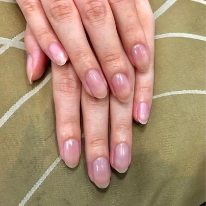 ネイルケアコース(ハンド)(磨き+爪の形整え+甘皮除去)