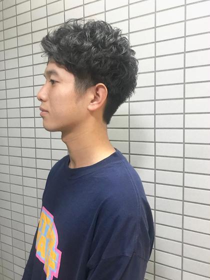 ⚠️すぐ予約🆗【🌟メンズ無造作×束感🌟】似合わせカット+束感パーマ✨