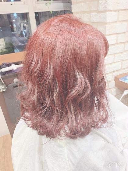 💇♀️前髪カット+イルミナフルカラー🧚♀️