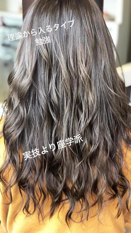 VII(ヴィー)hair.fashion.bar所属・宮原智也のスタイル