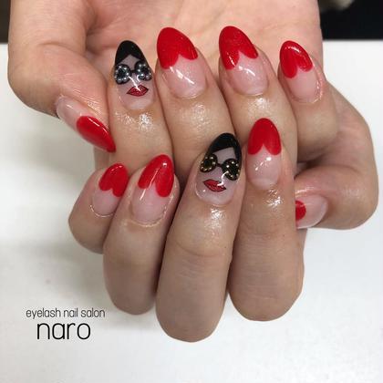 naro所属のsalonnaroのマツエクデザイン