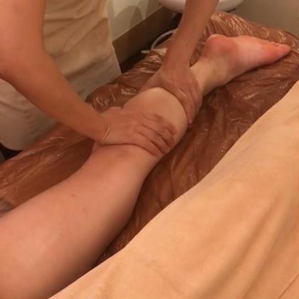 温活🌼美脚デトックス🌼(60分) 【スリムドレナージュ❤︎ヒートマット付】 脚集中💓