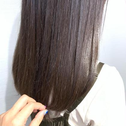 髪質改善💎酸熱トリートメント☁