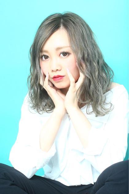 【✨人気No.2✨】小顔カット & イルミナカラー&トリートメント