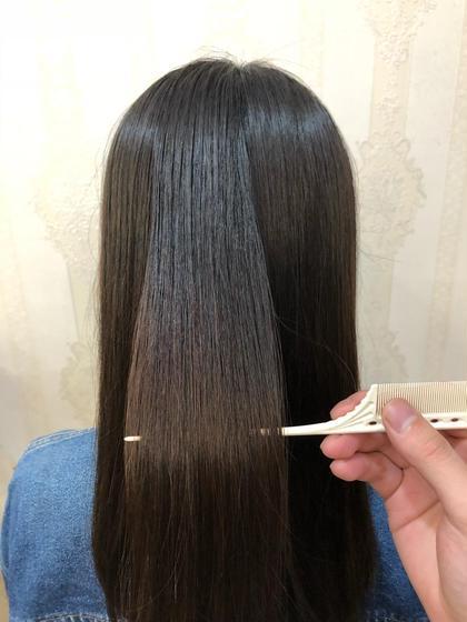 🌈ミニモ限定🌟【美髪にしたい人は必見】🌟東京で一番痛まない【seed髪質改善縮毛矯正】¥14050→¥9900