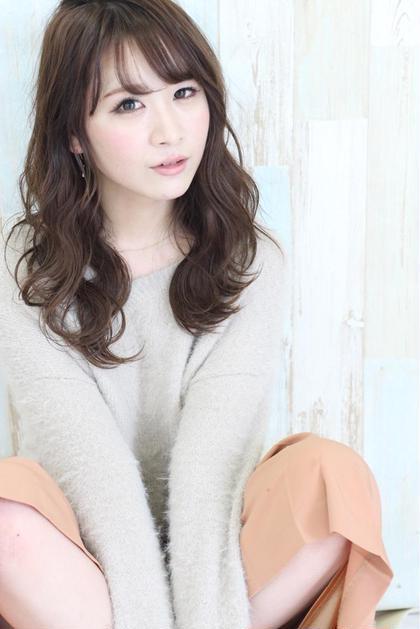 ☆波ふわセミディ☆ LoRE hair coordinate所属・LoRE haircoordinateのスタイル
