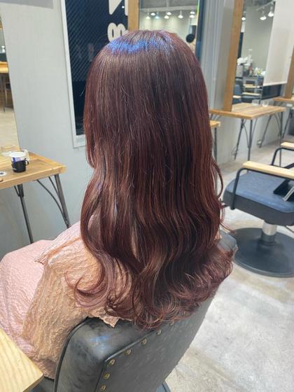 【ツヤ髪】フルカラー+アルカリ除去
