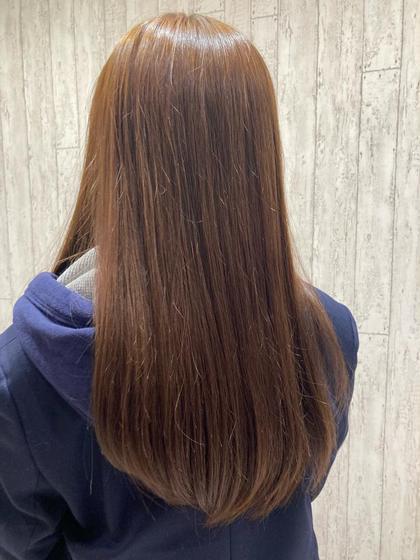 ダメージ75%軽減✨パーフェクト縮毛矯正+トリートメントコース