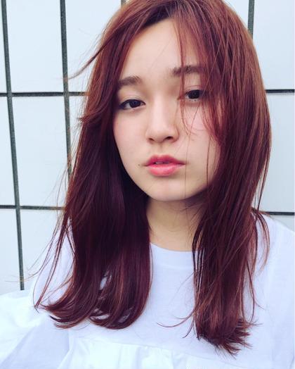 触りたくなる艶髪へ✨髪質改善ストレート(ロング料金+〜1,000円有り)