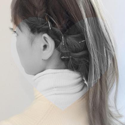 巻き髪に飽きたら ストレートも新鮮。。♡ フリーランス所属・marin.のスタイル