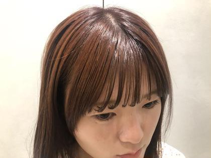 🐻🍯ちょっとしたイメチェンに🐻🍯前髪カット