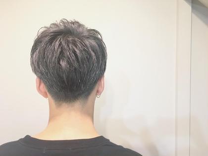 STYLE PHOT  men'sカット0円  #クーポン #17時以降メンズカット0円 てんまさやかのメンズヘアスタイル・髪型