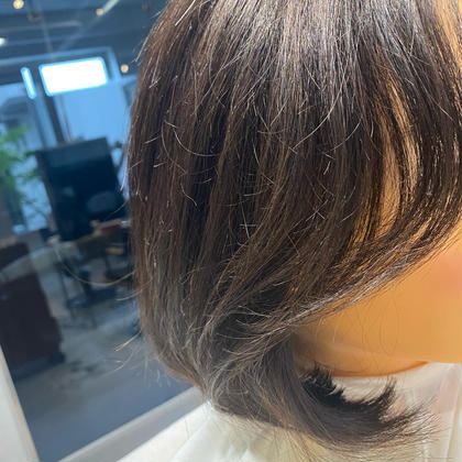 韓国風 🇰🇷顔周りの  cut + perm 【 ♡ 前髪・顔周りカット ♡ + ☆ 顔周りパーマ ☆ 】
