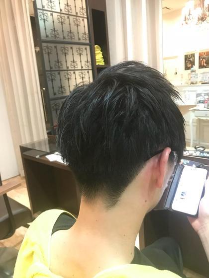 この前のお客様! attra(アトラ)所属・🔹透明感3DカラーNo.1古田翔平🔹のスタイル