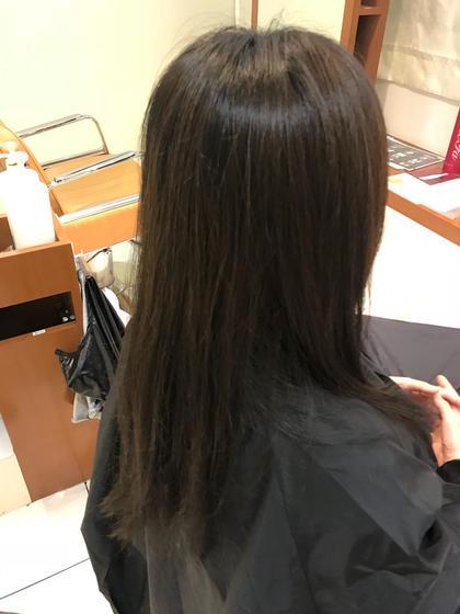 新規【☆女子力UP♪☆】(根元)リタッチカラー