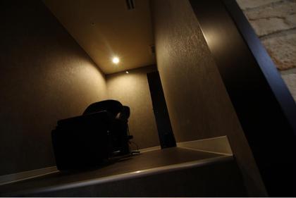 高濃度炭酸泉のシャワーと上質な個室空間のシャンプー台になります! Antica by eleanor所属・中野昭範(NORI)のスタイル