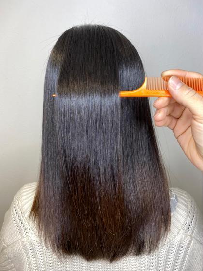 【圧倒的低価格】カット+髪質改善酸熱トリートメント💎