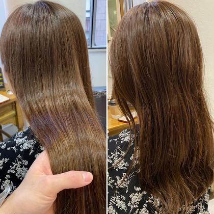あの頃に戻る⭐️髪質改善⭐️水素トリートメント+カット