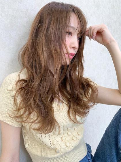 【ミニモ限定クーポン💕】カット、豪華5行程Aujuaトリートメント 4000円