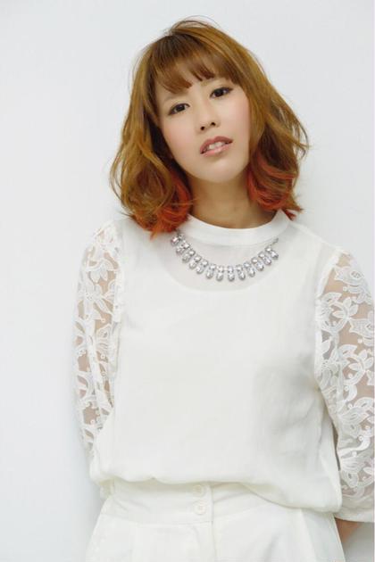 インナーカラー It's Hair AVa 玉造店所属・山本大彰のスタイル