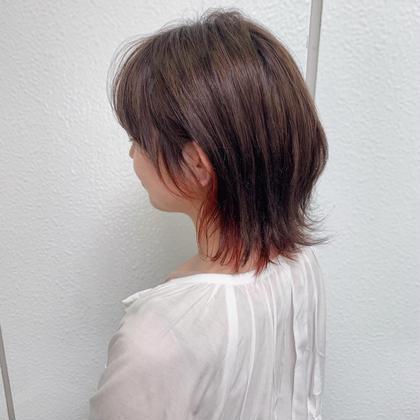 🌿平日19時~🌿【ダメージレスな艶髪!プラチナカラーモデル✨✨】髪のパサつき・ダメージが気になる方にオススメ‼️