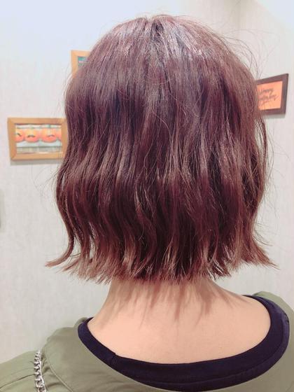 艶髪♥︎ワンカラー