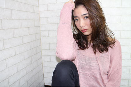 hairmagic所属・永岡宏章のスタイル
